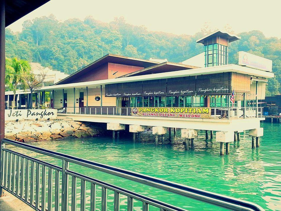 Taking Photos ❤ Jetty Pangkor Island Perak Malaysia EyeEm Malaysia 2015Trip Jalanjalanperak Vacation Time By Ismi_zuehaira