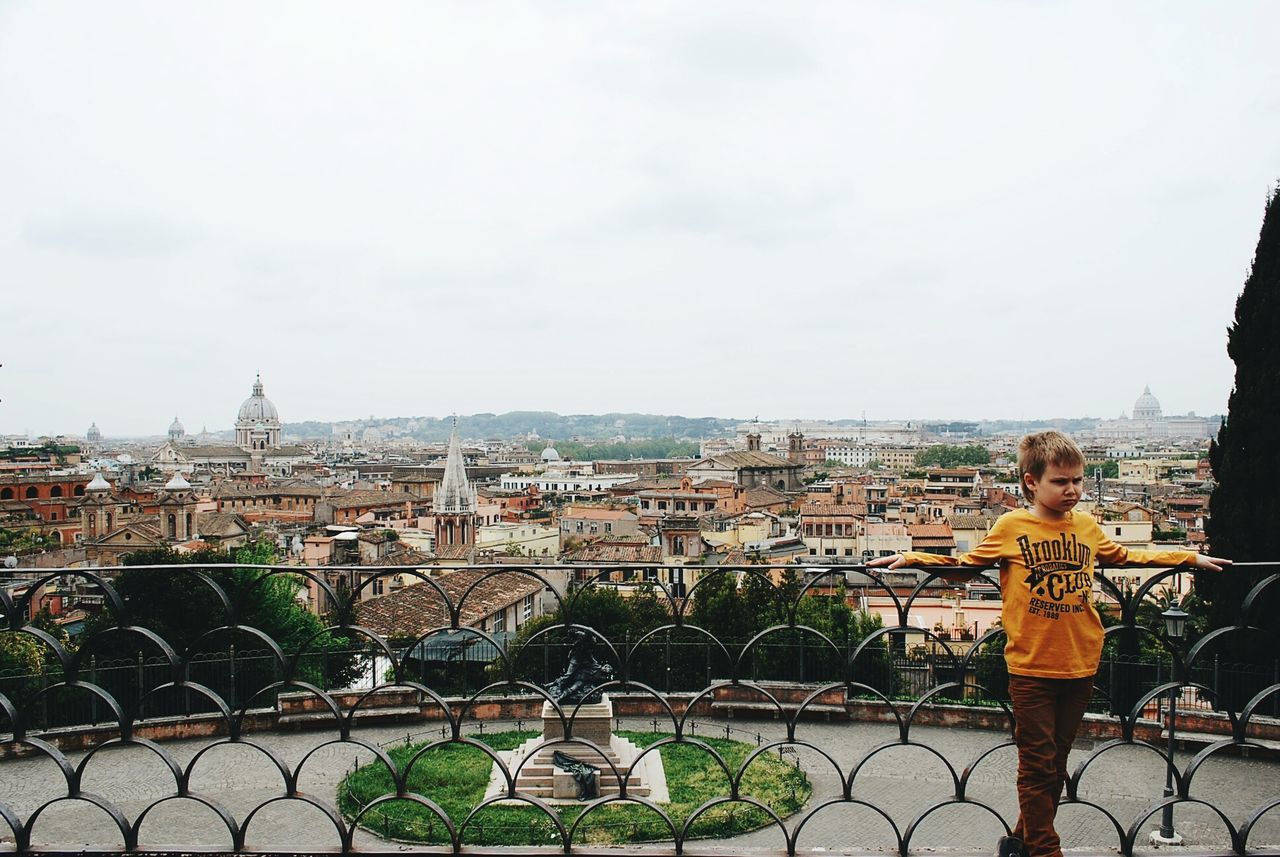 Rome state of mind🙌 Rome Italy Cityscapes Urban The Portraitist - 2015 EyeEm Awards Eye4photography  Taking Photos From The Rooftop EyeEm Best Shots Travelphotography My Country In A Photo