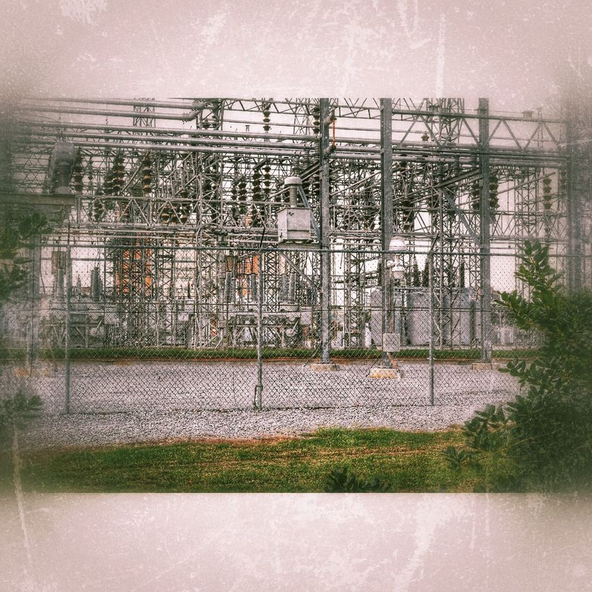 Grid Transformed. Electricals Power Powerplant