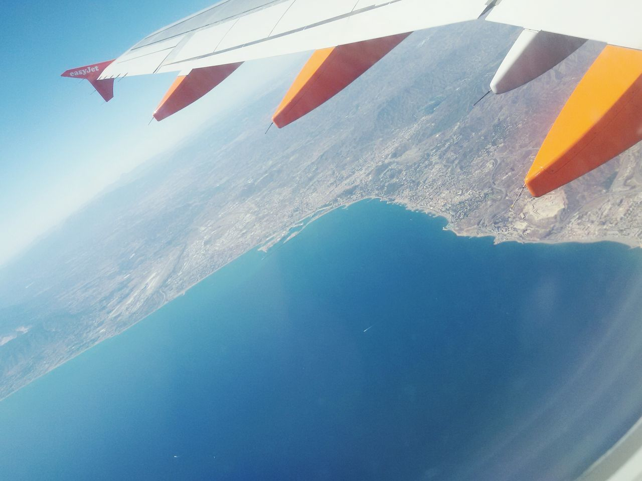 Fly Airplane Sky Day Clear Sky Verano Sea Vacanza Water Outdoors
