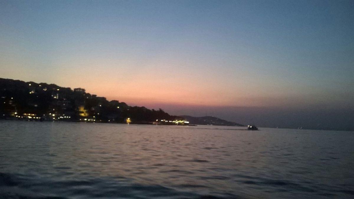 Hi! Sunset #sun #clouds #skylovers #sky #nature #beautifulinnature #naturalbeauty #photography #landscape Sea View Island Istanbul Adalar