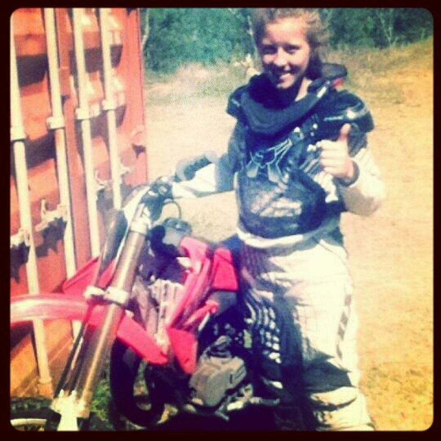 Motocross Mylife Motochick I <3 Motocross
