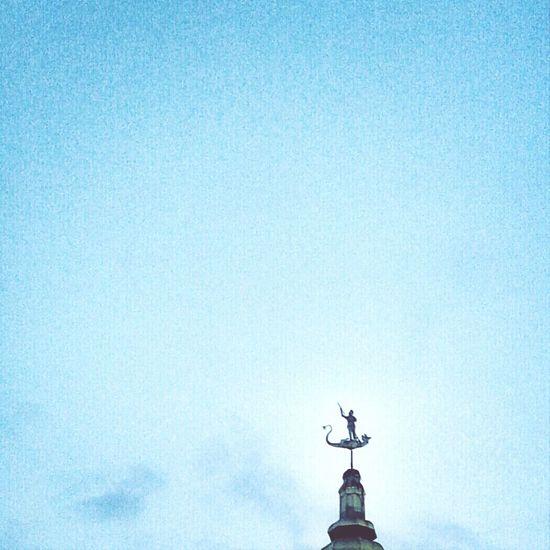 Gdansk Minimalism Cityscapes Sculpture