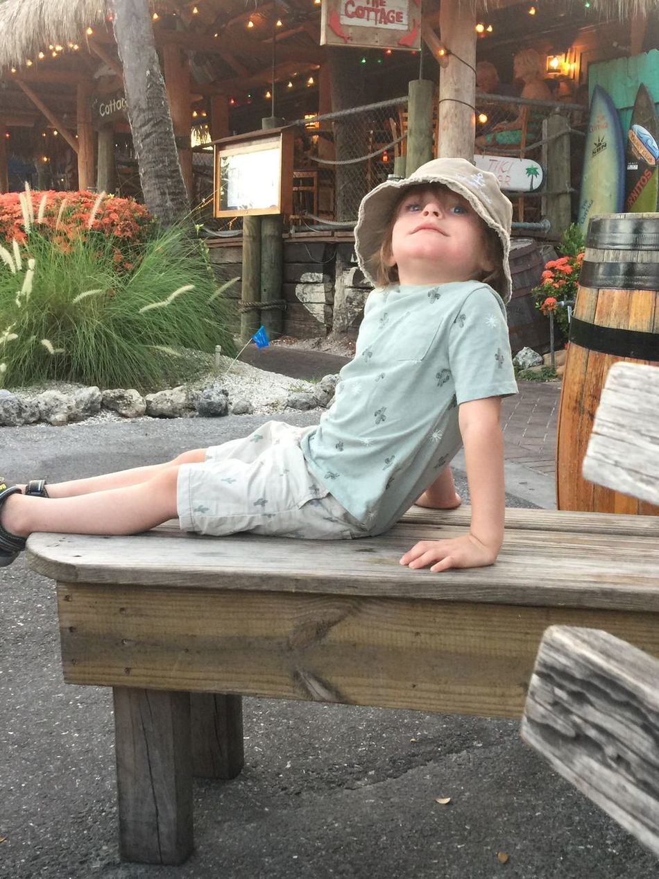 Sitting Full Length Portrait Of A Toddler Portrait Cute Relaxation Focus On Foreground Outdoors Day Tadaa Community Vacation Child Boy Grandson Village Blue Eyes