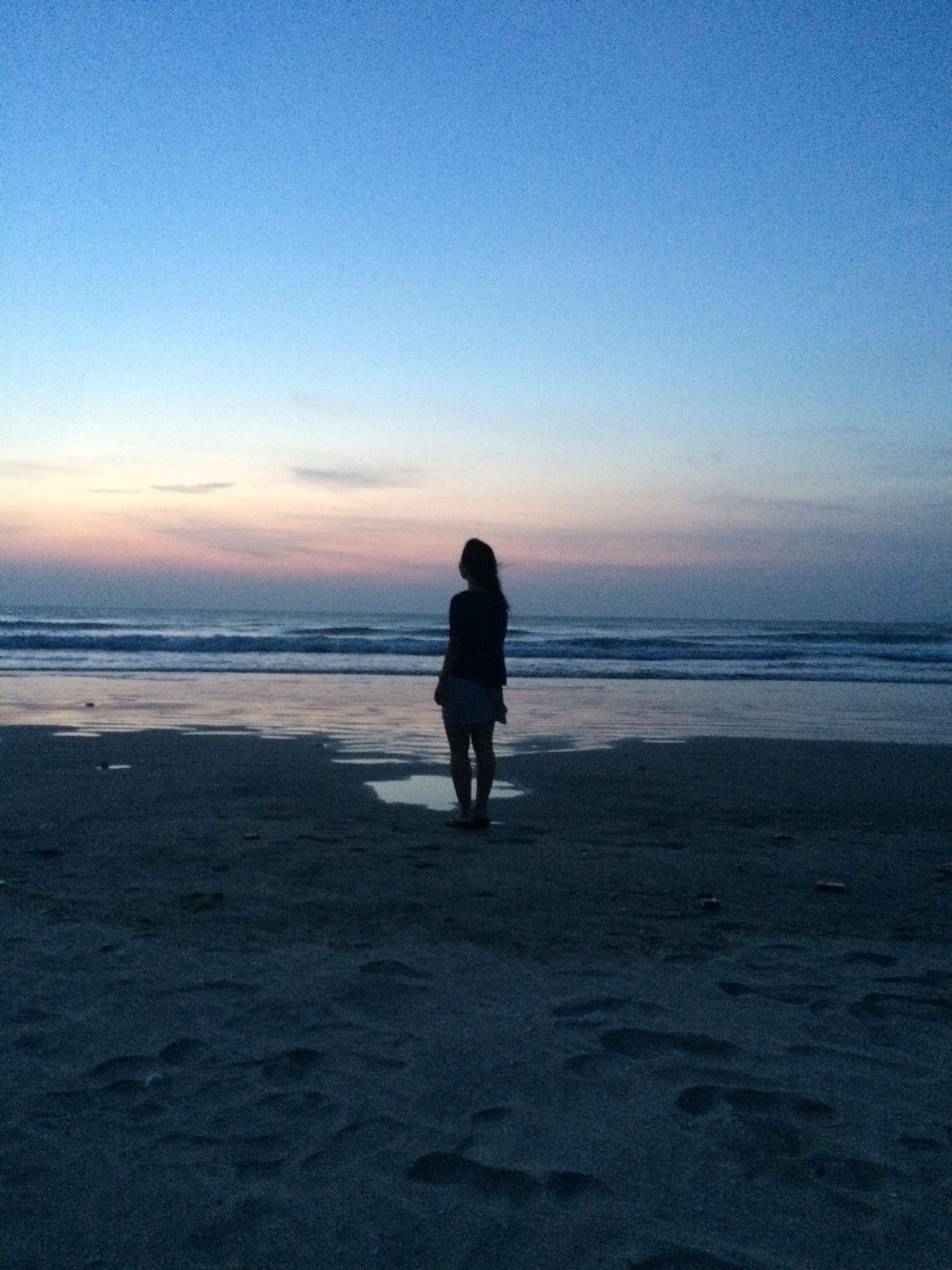 Sea Beach That's Me Traveling