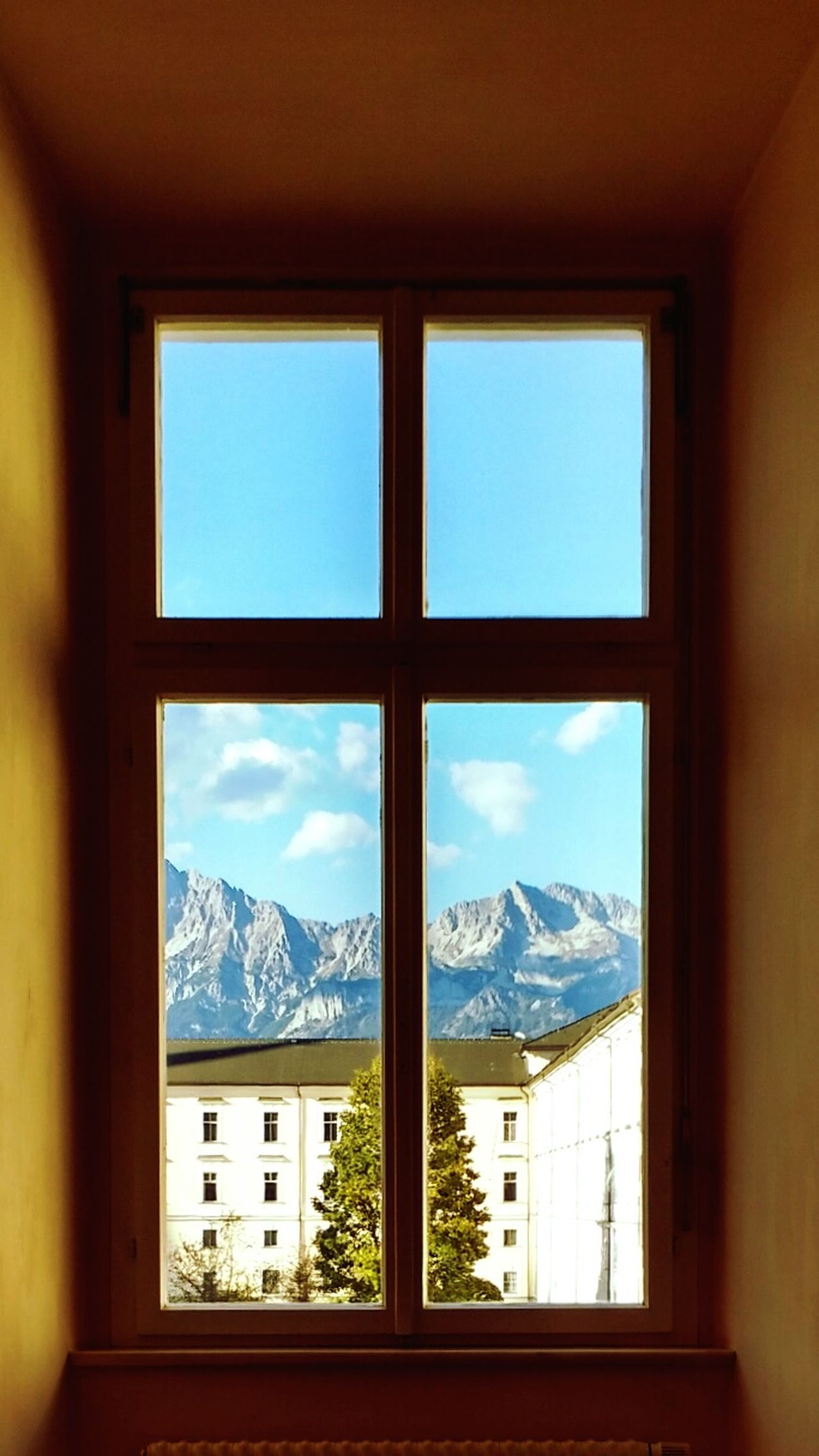 Window Architecture Indoors  Built Structure House Residential Building No People Day Cloister Stift Admont Museum