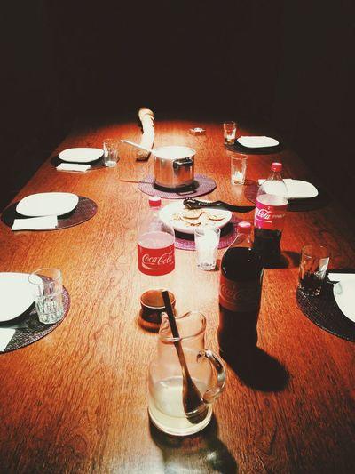 Dinner Enjoying A Meal Good Times Friends