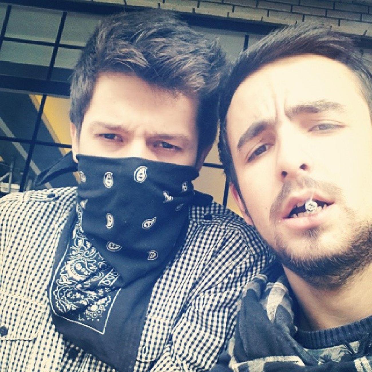 şamdan Hendek Sakarya Gangsta shit bandana cigarrettes sigara smoke @ilkeraltmis