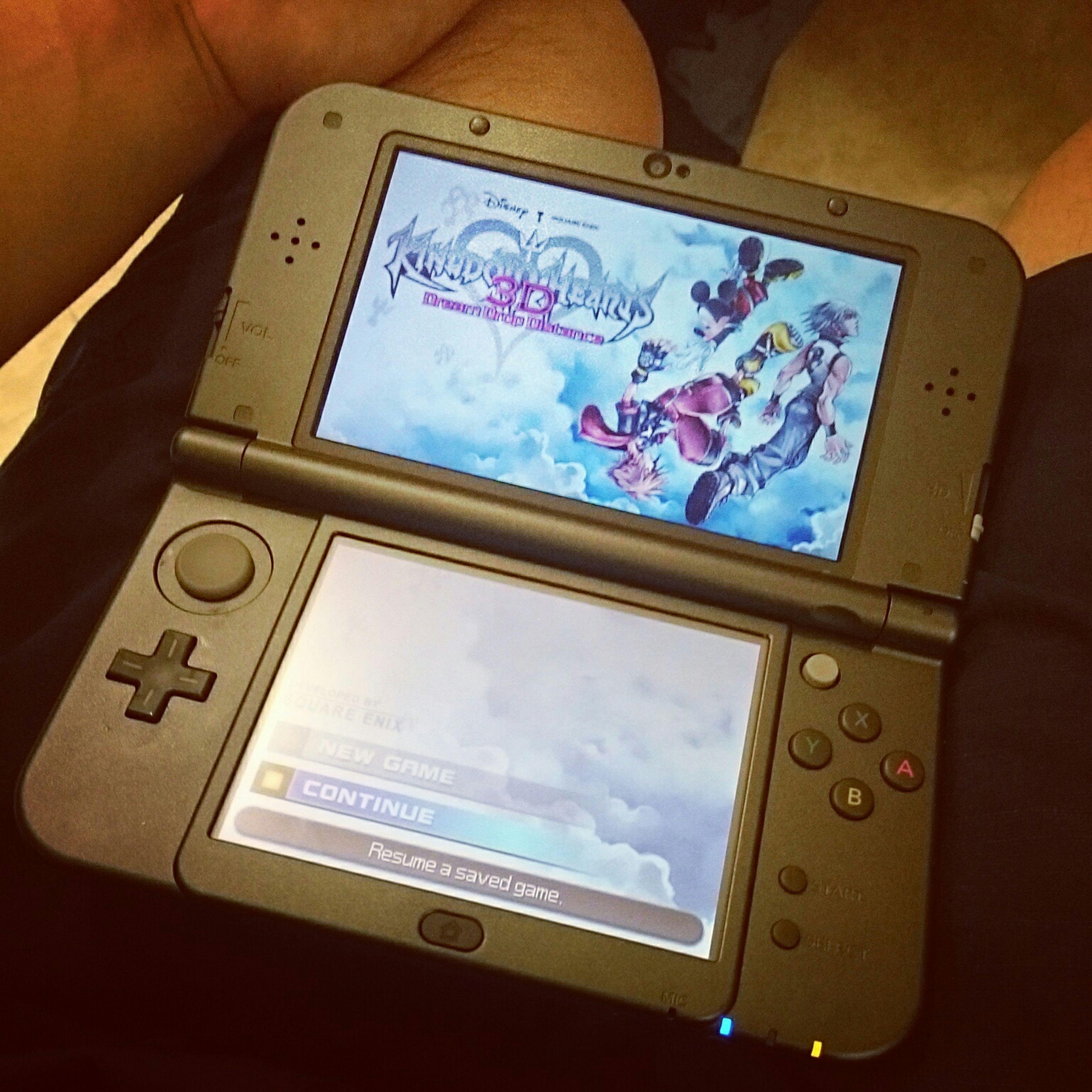 Nintendo New Nintendo 3ds Kingdom Hearts 3DS