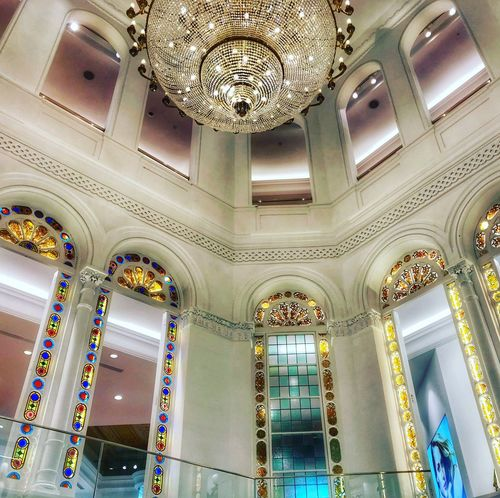 SPAIN Barcelona Architecturephotography Retailstore Retail  Ceiling Low Angle View Architecture Indoors  Built Structure Arch Illuminated No People Day