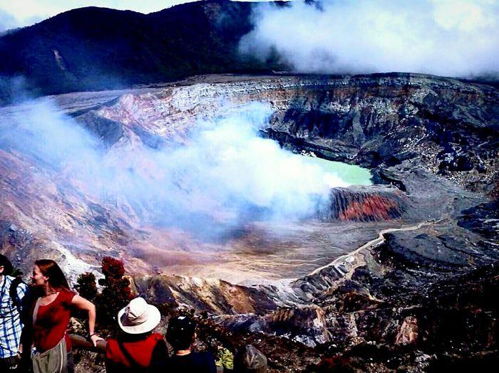 Volcanoes Costa Rica Volcan Irazu Nature Protecting Where We Play