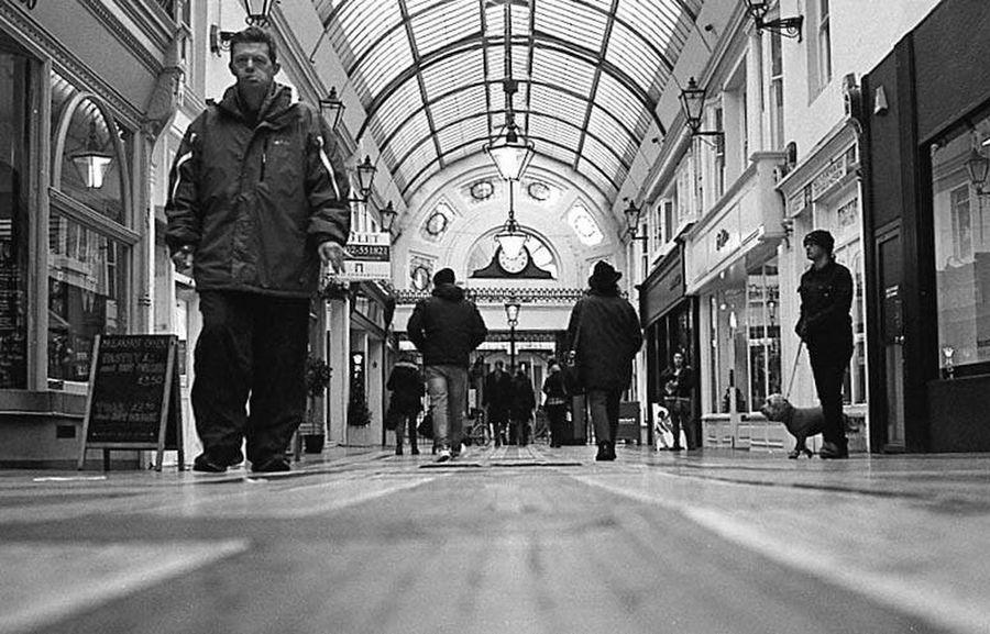 Bournemouth 35mm Film Film Photography Black & White Yashica Electro 35 GT The Street Photographer - 2017 EyeEm Awards