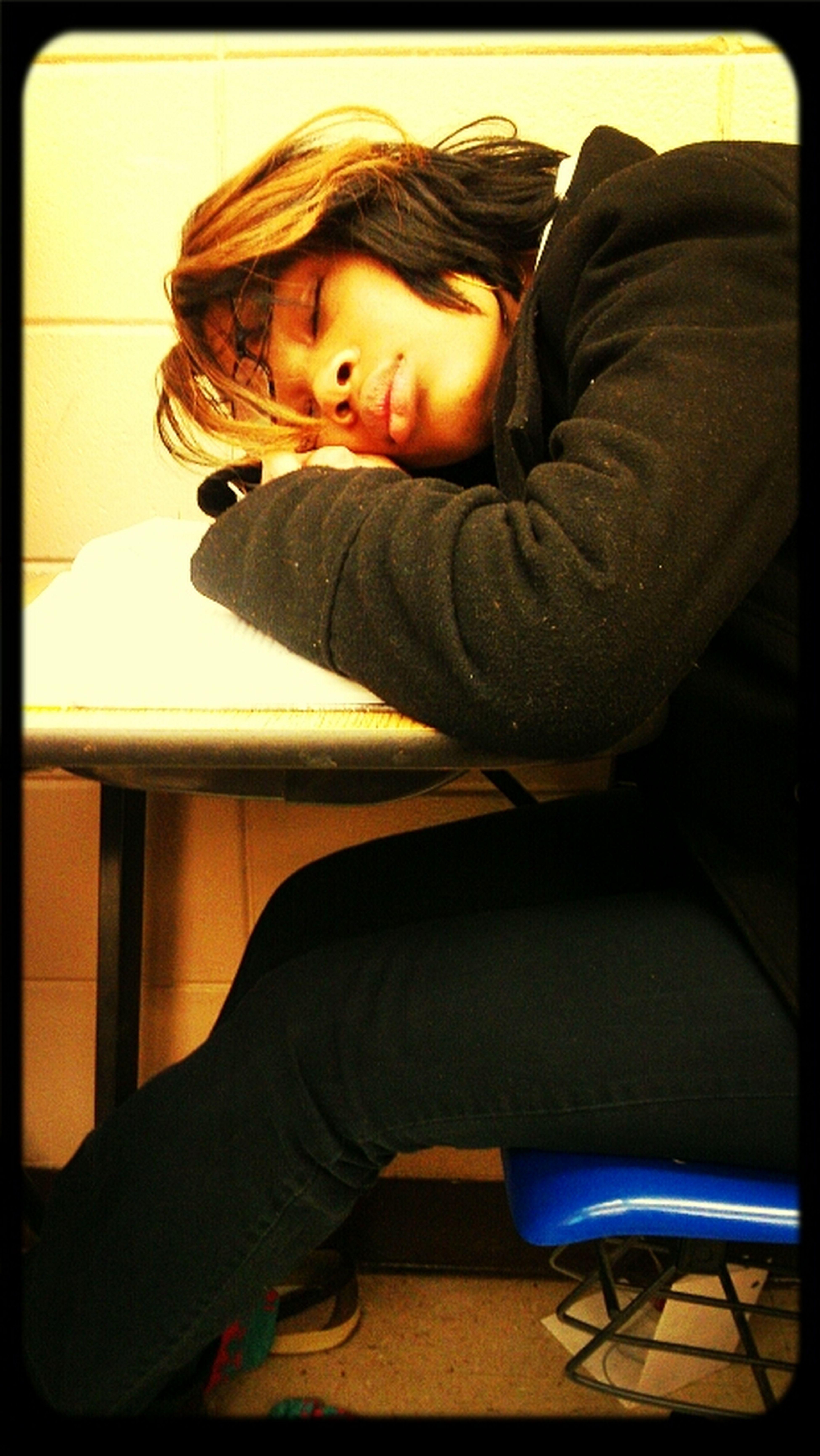 Sleep In Class! Lol