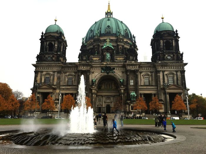 Berliner Dom First Eyeem Photo