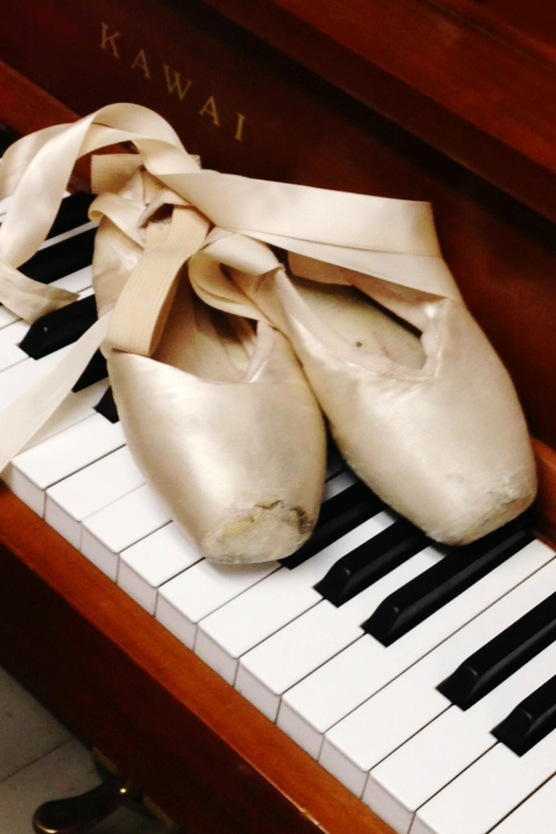 Ballet Shoes Piano Music