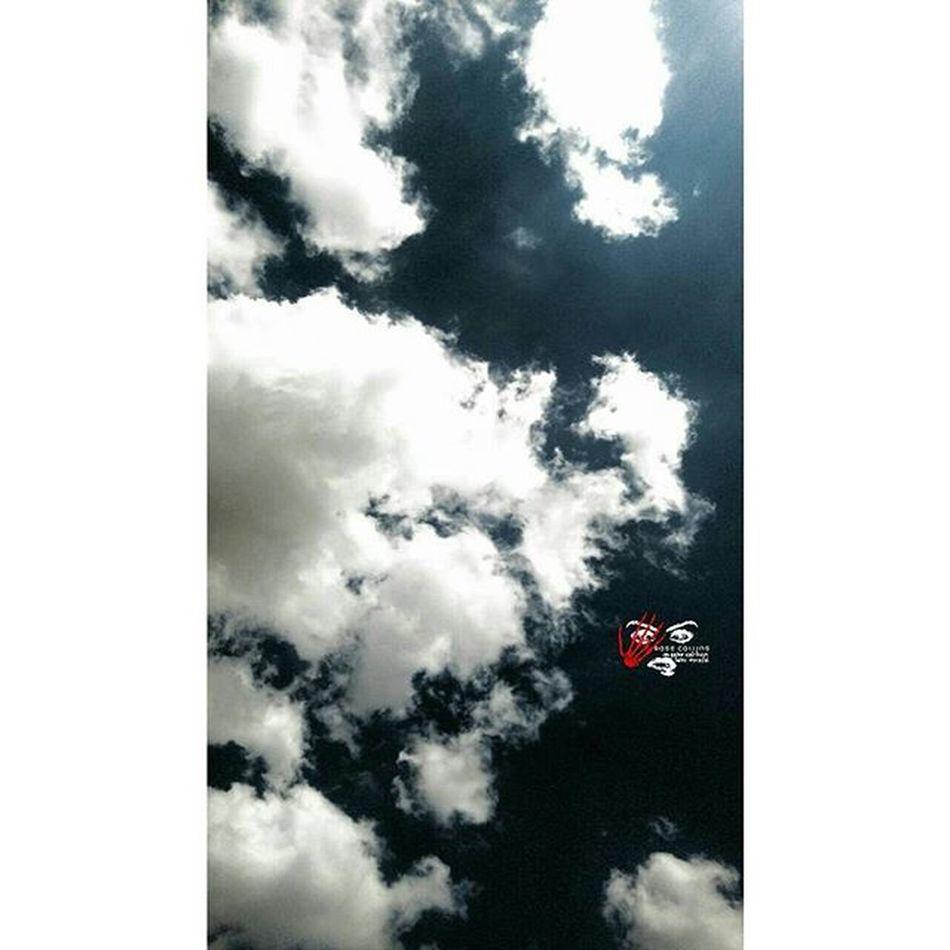 Sky Myshot Mydesign Love Clouds Cloud Baghdad Camera HTC