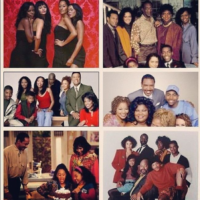 BlackInTheDay Television...I miss the 80s, 90s and early 00s