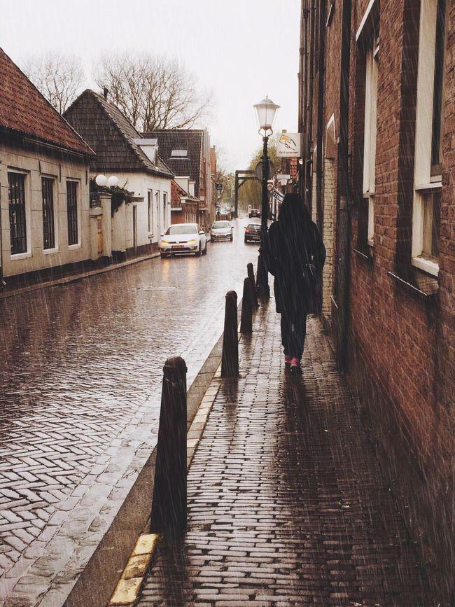 Rainy day | Muiden Holland Travel Photography Hello World Enjoying Life Rain Rainy Days April Springtime Thatfeeling