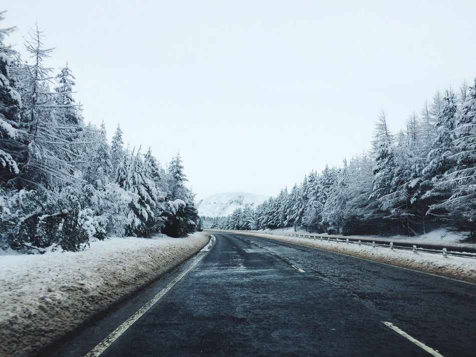 Beautiful stock photos of himmel, Inverness, Road, United Kingdom, beauty In Nature