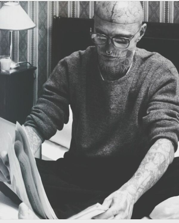 Obsessed Rickgenest Adorehim ♥♥♥♥♥ Beauty ♡ Chill