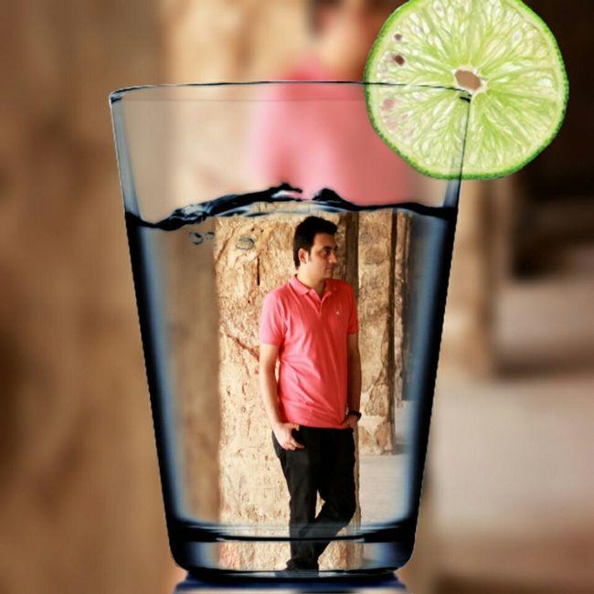 Glass Tumblr Style. Tumbler Tumblrphoto Tumblr ❤ Mirror Through The Mirror Illusion IllutionPhotography