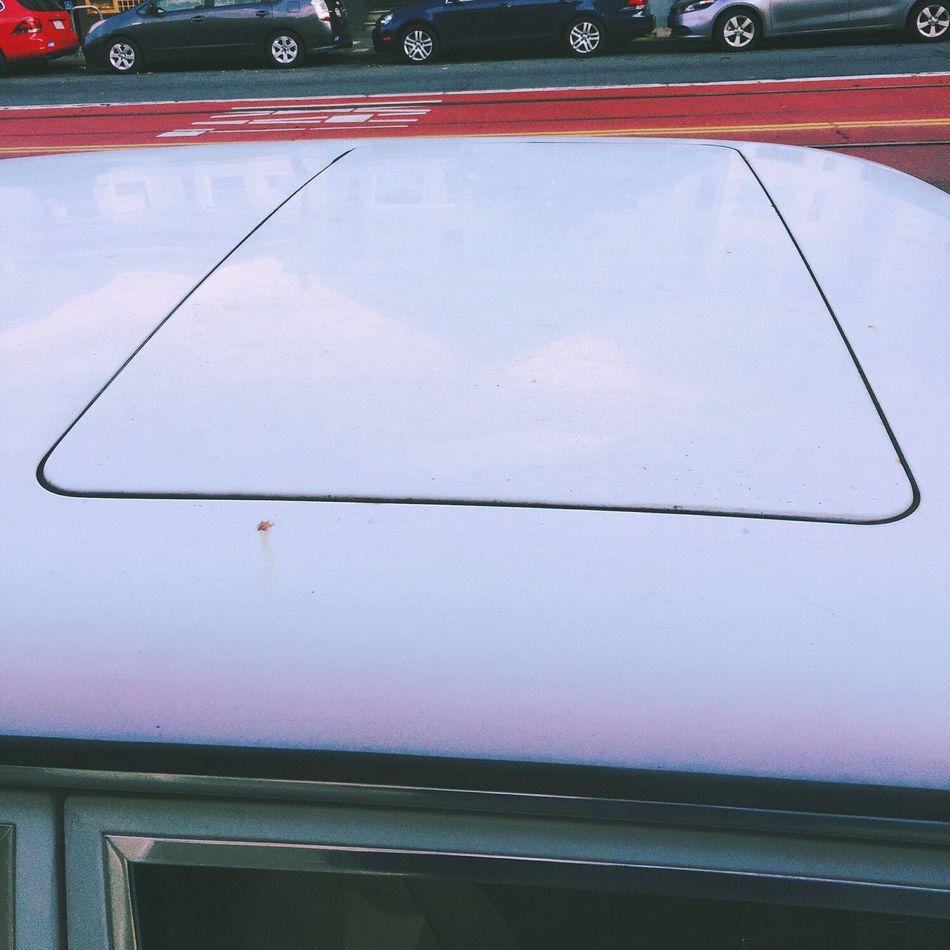 Sun Roof Classic Car Iphone 6 Retrica