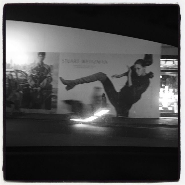 Twiggy Versus James Bond Hi! Cheese! Relaxing Taking Photos Enjoying Life Nightphotography Blackandwhite Film Noir Up Close Street Photography Capture The Moment Portrait Of A Woman Streetphotography