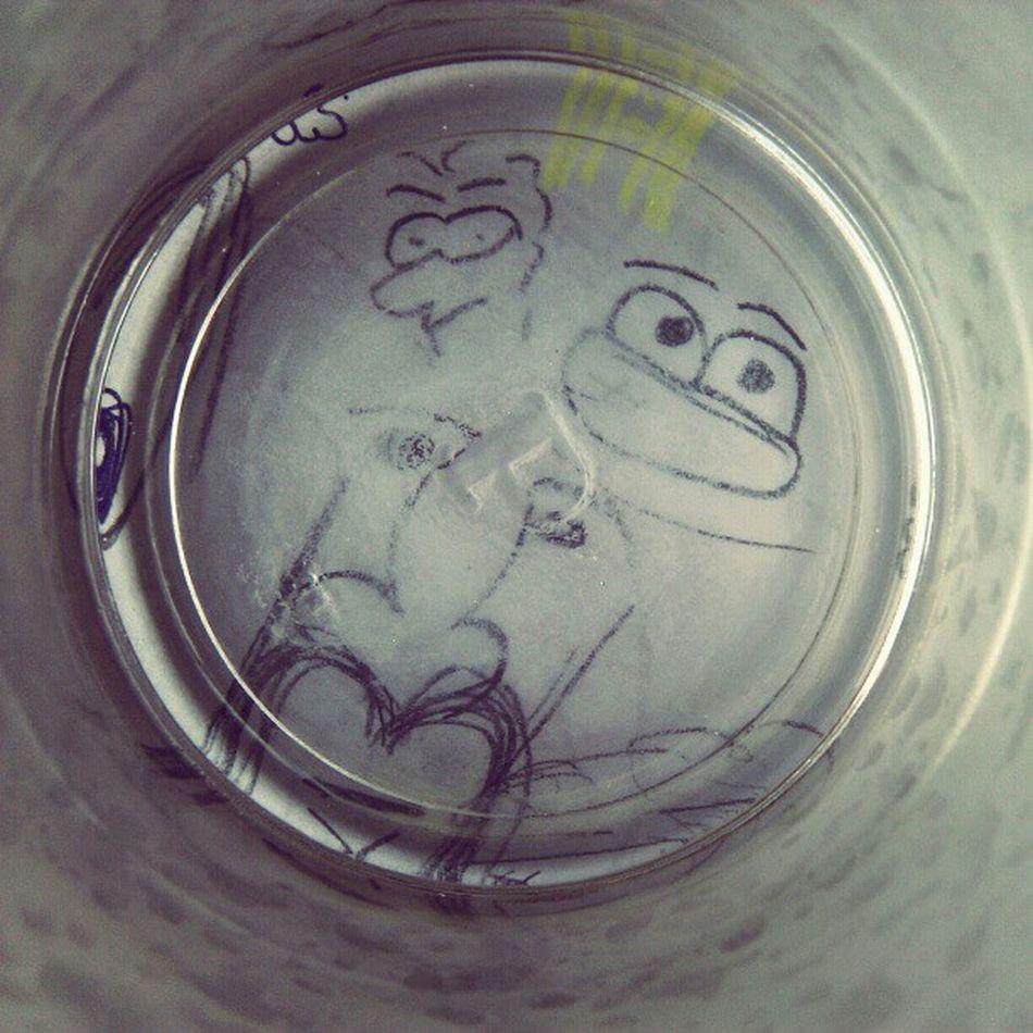 Bardağın dibindekiler... :)