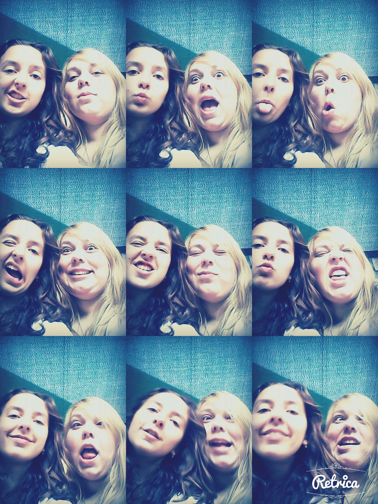 Kisses❌⭕❌⭕ Happy :) My Beautiful Couzin <3 Me & My Couzin <3
