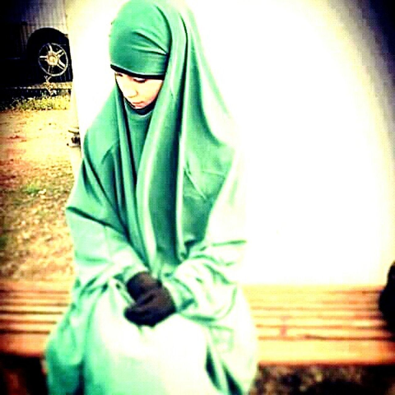 Love Muslimandproud Jilbab First Eyeem Photo
