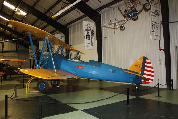 Airplane Marchairfieldmuseum No People Oldplanes Vintage