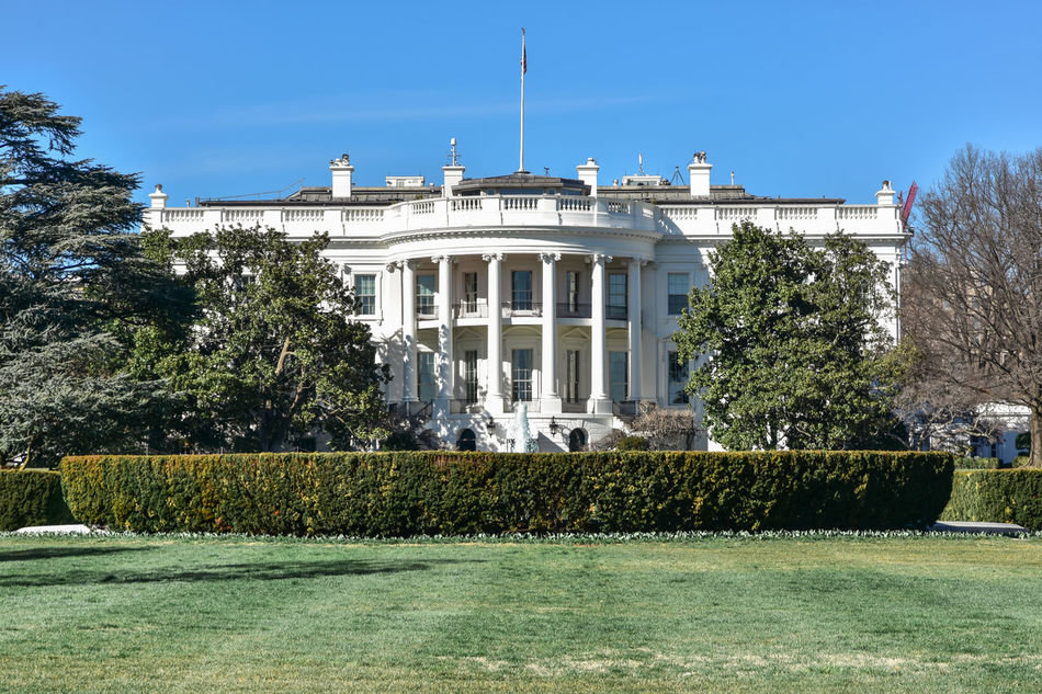 President's Court. Government City Politics And Government Architecture No People Outdoors Day The White House Government Government Building USA America Architecture Washington DC President House Home Home Exterior