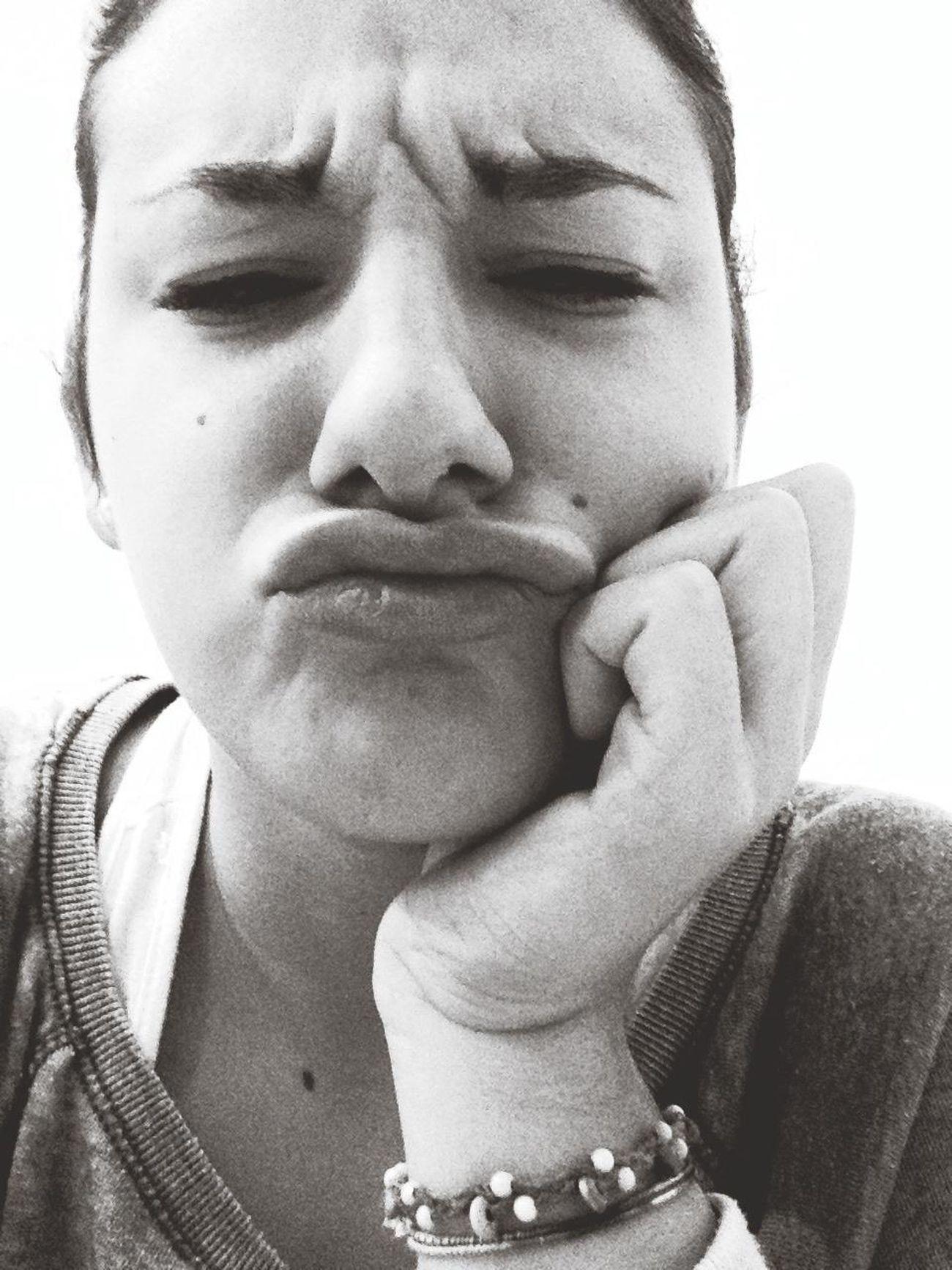 Stressed Uffi Mi Annoio