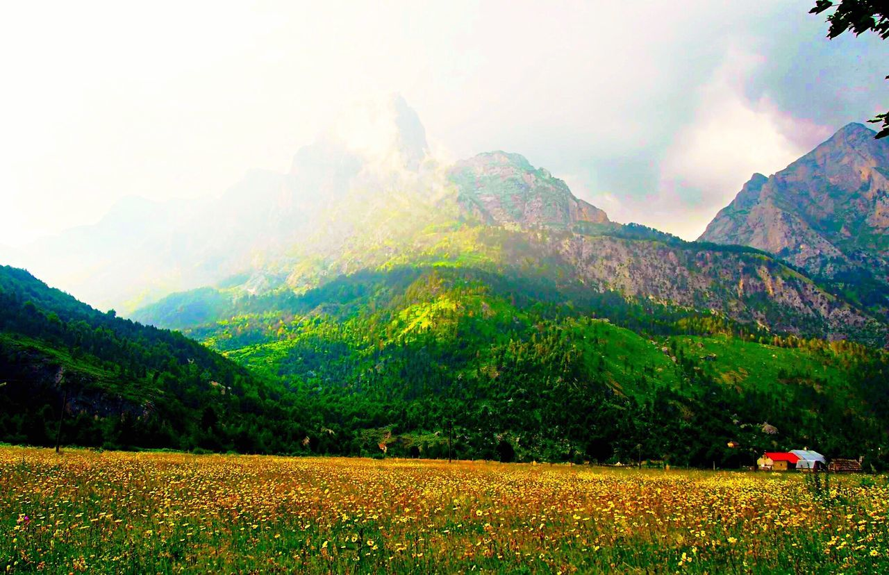 43 Golden Moments Albania Shkoder County Valbone Valbone Albania Mountains