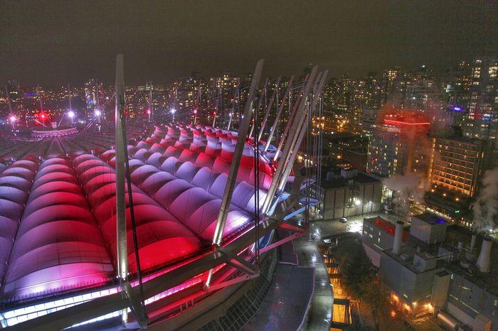 """Bc Place Stadium """" Vancouver, Canada """" 2012 ?? Canada BC Place Stadium Vancouver"""