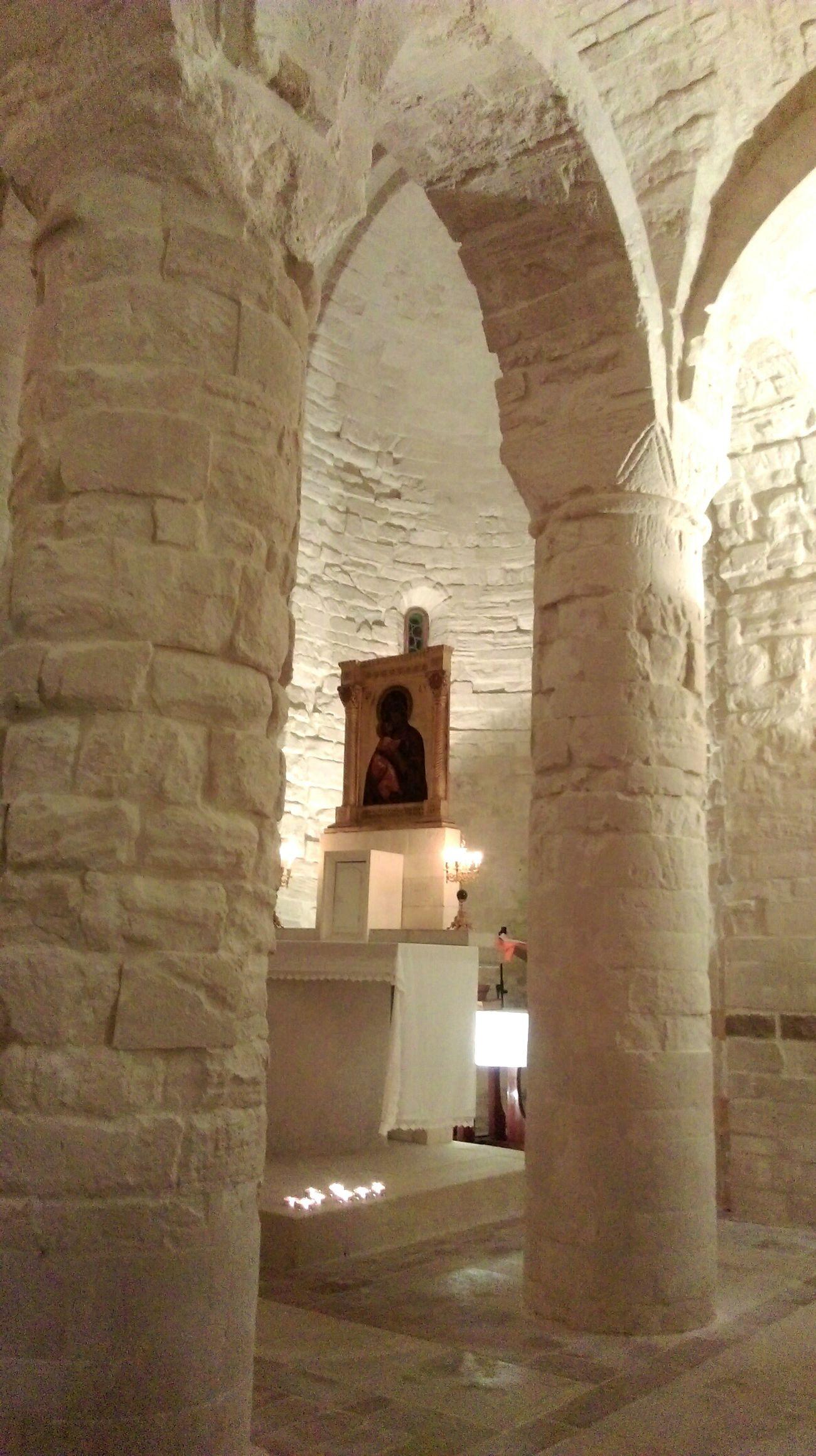 Santa Maria In Portonovo Portonovo Conero Italy