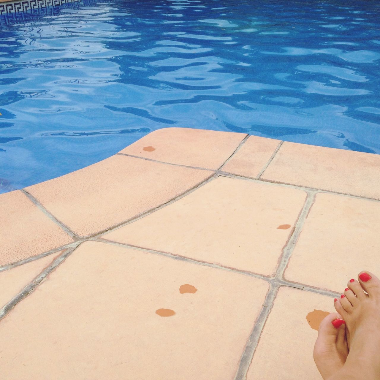 Beautiful stock photos of pools, Blue, Day, Human Body Part, Human Foot