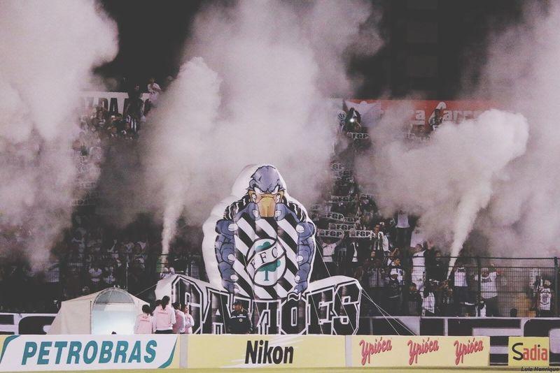 Eu amo essa torcida e a força que ela tem ninguém explica, é a mais temida! SC tem dono!! Figueirense Futebol Clube! ⚫️⚪️💚
