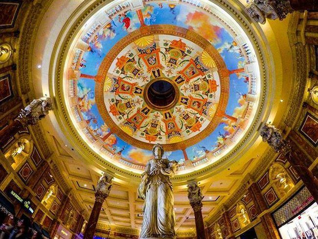 The wonderful work of art inside Caesarspalace Gopro Goprohero4 Lasvegas