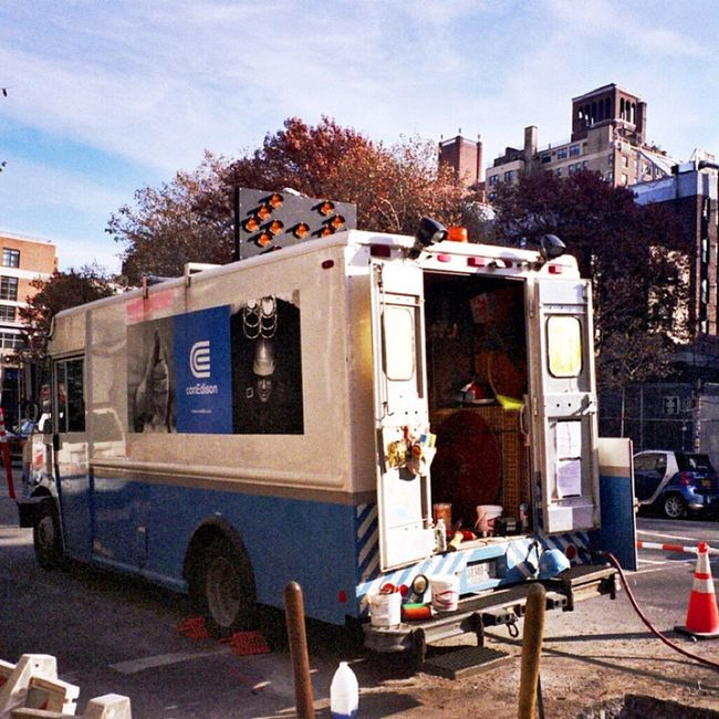 Con Edison Electricity  Utility NYC Photography Streetphotography Walking Around Klasse W