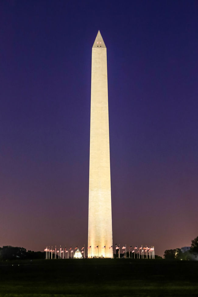 The Washington Monument... Lit Up Monuments Night Lights Night Photography Nightphotography Travel USA Washington Washington DC Washington Monument Washington, D. C. WashingtonDC America Architecture Capital Cities  Capital City Falic Falic Symbol Lit Up With Lights Monument Night Outdoors Sky Tall Travel Destinations