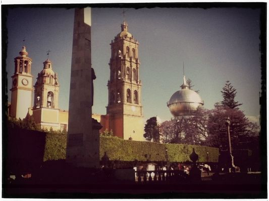 Mexico in Celaya by Mannuel