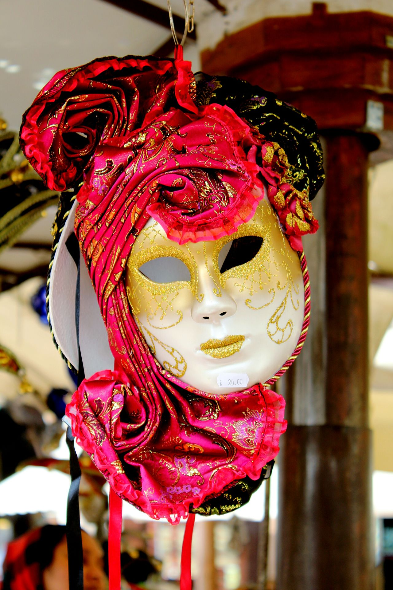 Mask Carneval Carnevale Di Venezia Venetian Mask Venice, Italy Venice Arts Culture And Entertainment Culture Italy Colourful Colorful Bright Bright Colors
