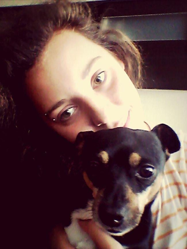 With My Dog I Love My Dog Reksio