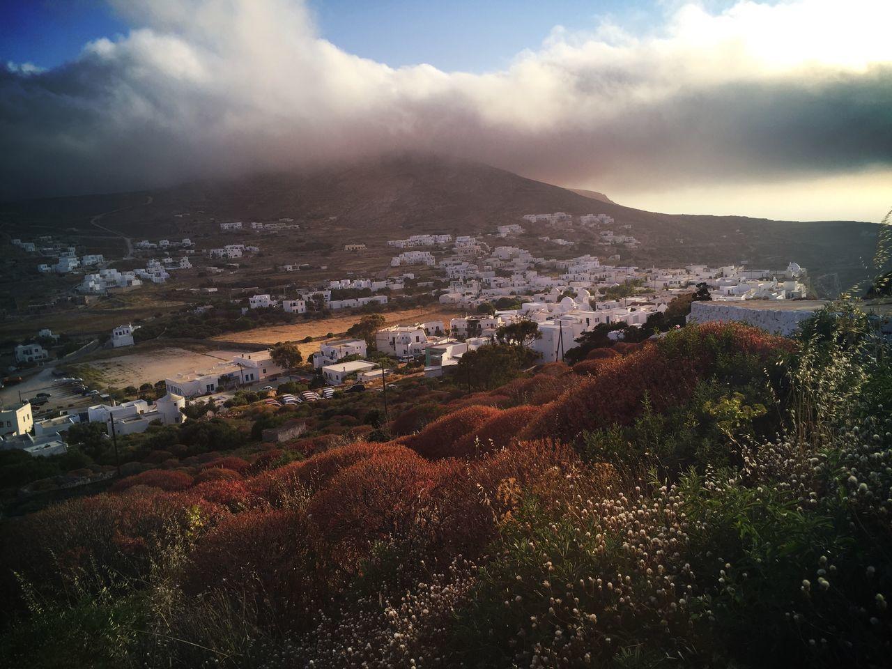 Greece Cyclades Folegandros Wanderlust Hiking Colourful Greece