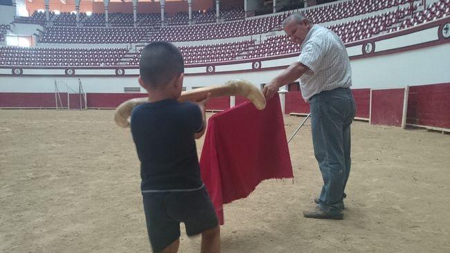 Maestro Rafael Cortés Montalvo Mis Hijos Toreros Mi Habib Mi Niño