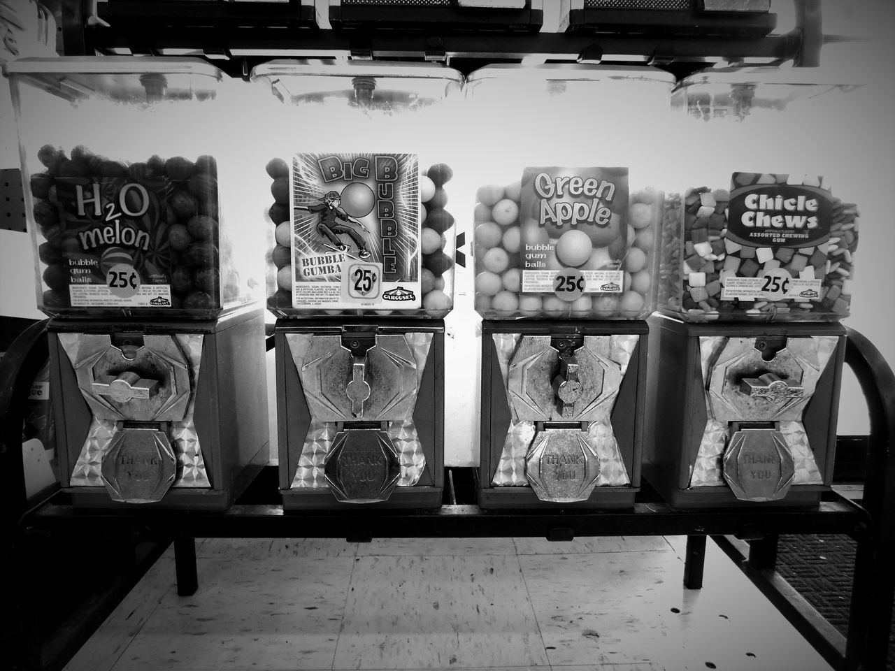 Choice Indoors  Large Group Of Objects No People Text Variation Bubblegum Bubblegummachine Gumball Machines Blackandwhite Darkness And Light Childhood Memories Gumballs Vending Machine Candy Sweets Sweettooth Indoors  Shapes Food Random Acts Of Photography Coin Operated Beautifully Organized Notes From The Underground Food And Drink