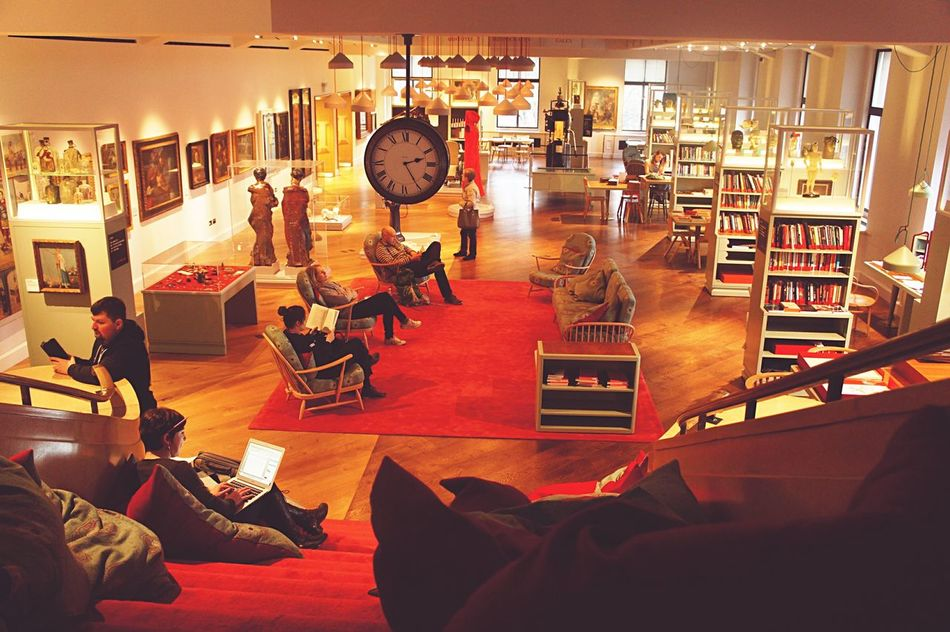 Wellcomecollection Mueseum Library Study London ByHL
