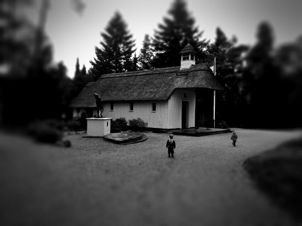 Tilt-shift by Iebele Hut