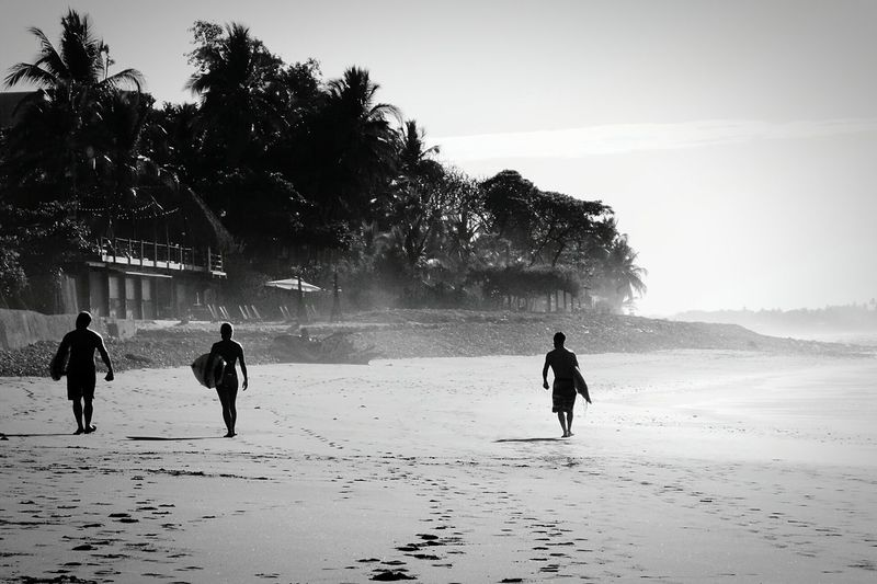 Lets just go home. Surfing Sunset_collection Light And Shadow Blackandwhite Beach Remote El Salvador Playa El Tunco Passion Surf